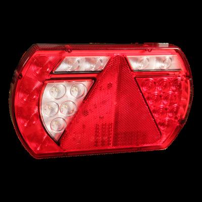 LED rear light with smart resistor Lucidity L26060 12 V left
