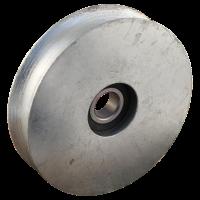 Schieberolle 140mm Serie 744