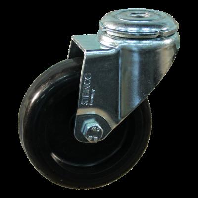 Roulette pivotante 50mm serie 65 - 40