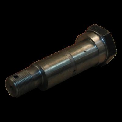 Goupille de fusée Ø30, longueur totale 128,7 andere benaming: pivot.