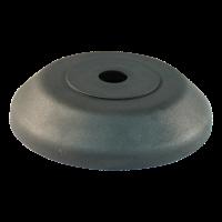 Fixed castor 160mm serie 21 - 12