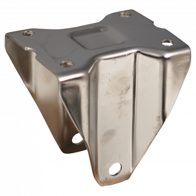 Fixed castor 154.5 Plate mounting 125mm series 14 - 31