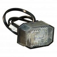 Aspöck Flexipoint LED wit DC 0,5m