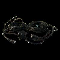 Kabelboom met stekkerdoos 7-polig 6.000 bajonet 5-polig , vertakking 2x 3,1m DC