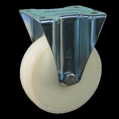 Bockrolle 155.5 Plattenbefestigung 125mm serie 34 - 12