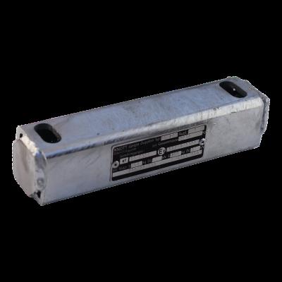 Plaque d' adapteur KA20 timon à inertie hauteur 10mm, entre-axe 166mm