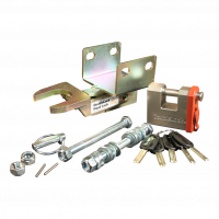 Fixed Lock BAK35 2x horizontal (AL-KO) M14
