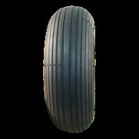 Komplettrad 4.80/4.00-8 S-2301 4PR + 2.50Ax8H2 ET0 60/100/4 Stahl, grau