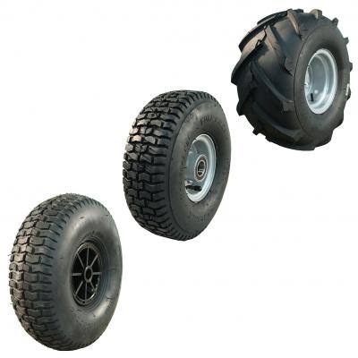 Wheel complete lawn profile