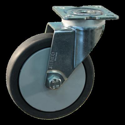 Roulette pivotante 100mm serie 64 - 40