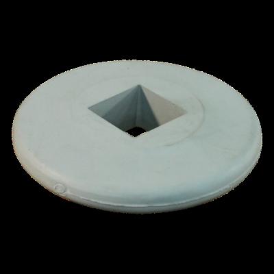 Bumper wheel Ø 90mm VK 20x20mm