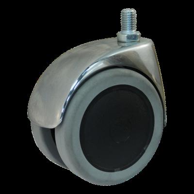 Roulette pivotante 75mm serie 74 - 67