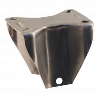 Fixed castor 100mm series 27 - 30