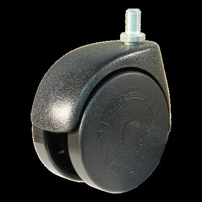 Roulette pivotante 75mm série 65 - 68