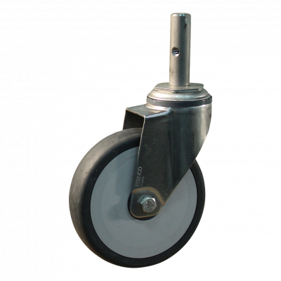 Lenkrolle 125mm serie 66 - 38