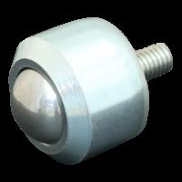 Bille de manutention mini Ø15,8 type 13 (bille d'acier, boîtier galvanisé)