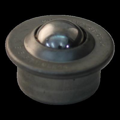 Kogelpot euro unit 0 (flens) Ø15,8 515015 type 15 ( RVS kogel, RVS huis)