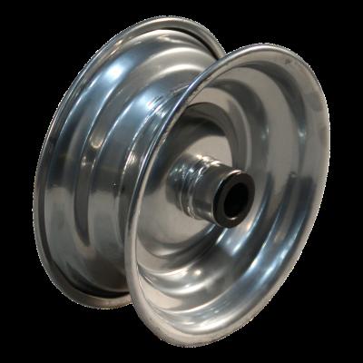 Rad 2.50Ax6 ET0 Rollenlager Ø20 NL75 Stahl, grau