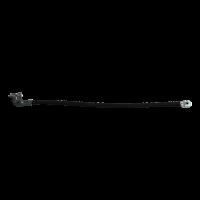 Accu kabel , positief , zwart