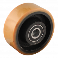 Bokwiel 125mm serie 28 - 16