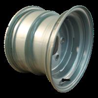 Komplettrad 23x10.50-12 LG-306 6PR + 8.50Ix12H2 ET0 94/140/5 A3 = 15 Stahl, grau