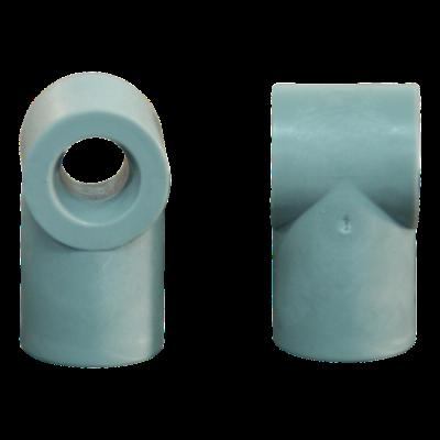 ANS/M08/AUG/007 vis à œil plat en plastique AS24K M8 inb. 24 Ø8,1 Delrin 100