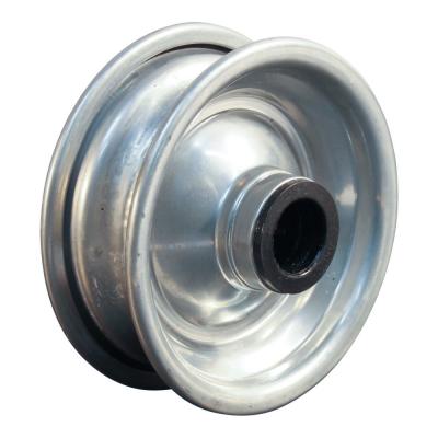 Rad 1.25x3.8 (200x50) ET0 Rollenlager Ø20 NL60 Stahl, grau