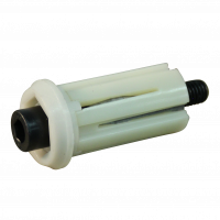 Expander mounting for round tube 28,0-31,0