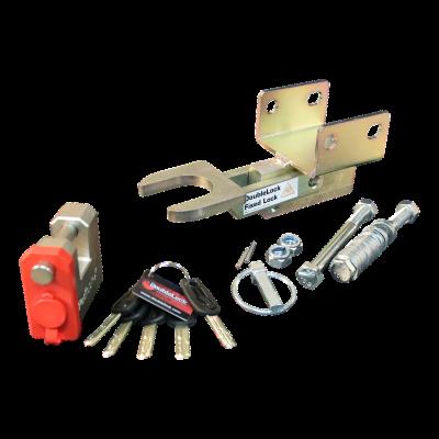 Fixed Lock AK301 SCM 2x horizontaal (AL-KO) M12