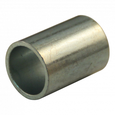 Axle bush Ø25 Ø21 23,0 st. 37-2 zinc plated
