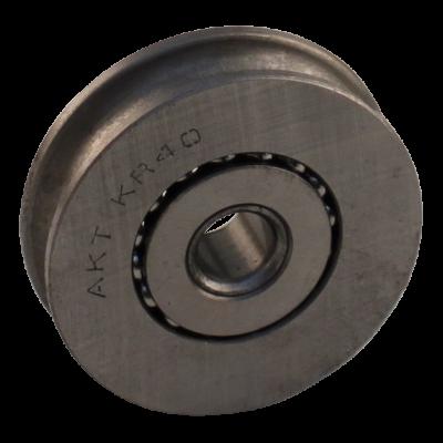 Schieberolle 40mm Serie 744