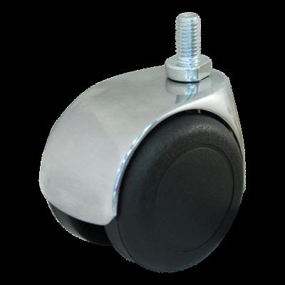 Roulette pivotante 52mm serie 65-67