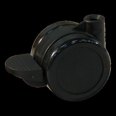 Lenkrolle mit Feststeller 13227 50mm Serie 65 - 73
