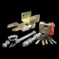 Fixed Lock B35 SCM 2x horizontal (AL-KO) M12