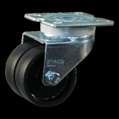 Roulette pivotante 50mm serie 65 - 42