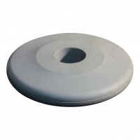 Bumper wheel Ø 90mm Ø16,5