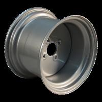 Komplettrad 23x10.50-12 HF-255 4PR + 8.50Ix12H2 ET-10 63.5/100/4 Stahl, grau