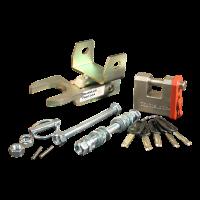 Fixed Lock C SCM horizontal / vertical (KNOTT, WINTERHOFF, ALBE BERNDES) M12