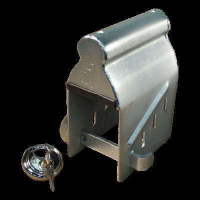 Trailer lock bag model