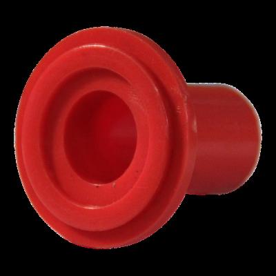 Joint anti-poussière 32 Ø39,1 Ø17 32,0/37,0 350 HD POL (dur) 402 rouge PO-MB 41/1045