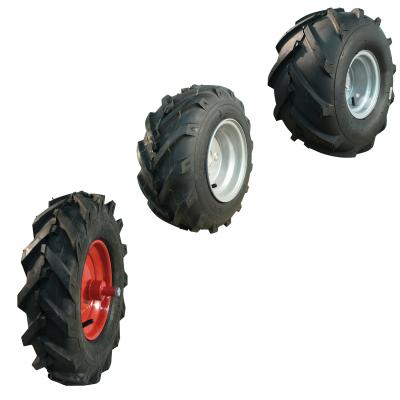Wheel complete tractor