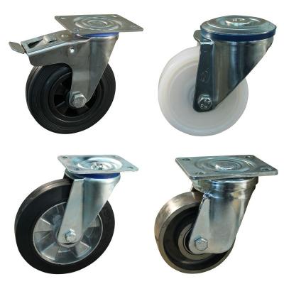 Transport wheels