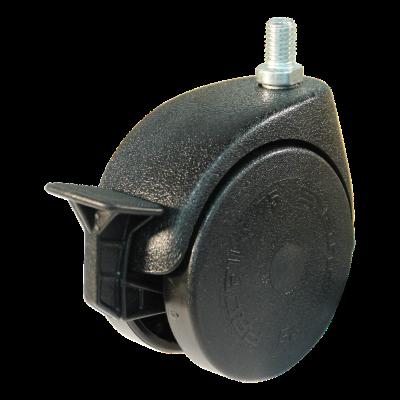Zwenkwiel geremd 75mm serie 65 - 68