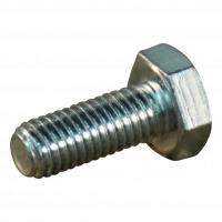 Sechskantbolzen M10x25 Elvz.