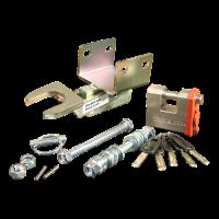 Fixed Lock WAK35 SCM 2xhorizontal (Knott, Winterhoff, Albe Berndes) M14