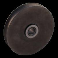 Schieberolle 80mm Serie 744