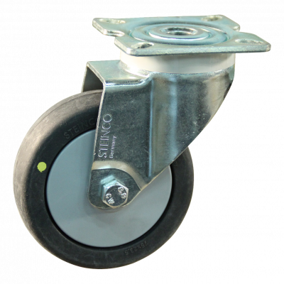 Roulette pivotante 50mm serie 93 - 40