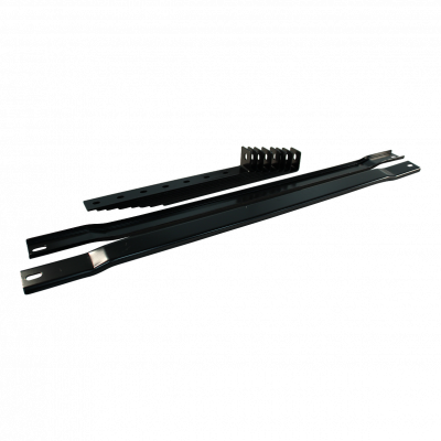 Accessoire drawbar box mounting bracket for 884.121.104.047 + 884.121.105.065
