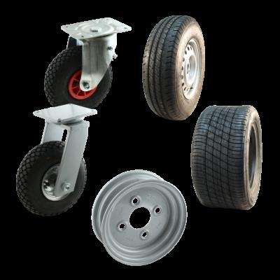Reifen, Schläuche und Kompletträder