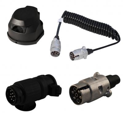 Stekkers, stekkerdozen en adapters